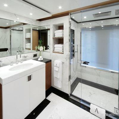 Andreas L Yacht Private Bathroom
