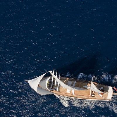 Take It Easier Yacht Overhead