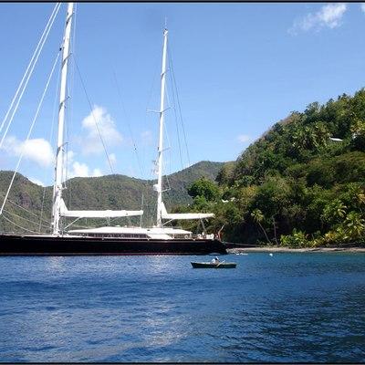 Parsifal III Yacht Profile - Sails Down