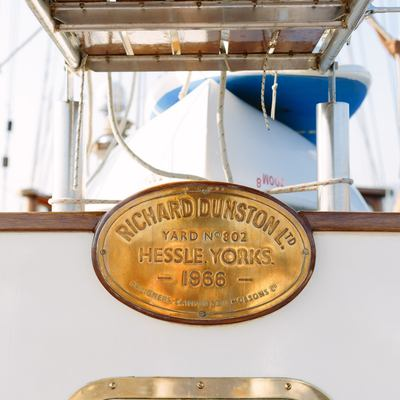 Sir Winston Churchill Yacht