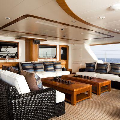 Luna Yacht Skylounge Exterior