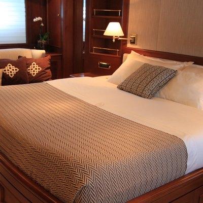 Brunello Yacht VIP Cabin
