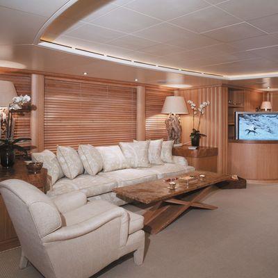 Alexandra Yacht Salon - Screen