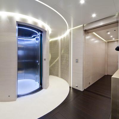 Baraka Yacht Elevator