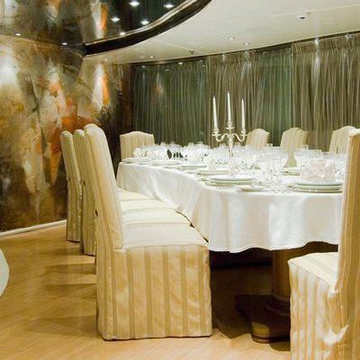 Elegant 007 Yacht Dining Salon - Artwork