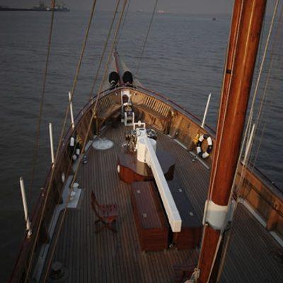 Kalizma Yacht Deck