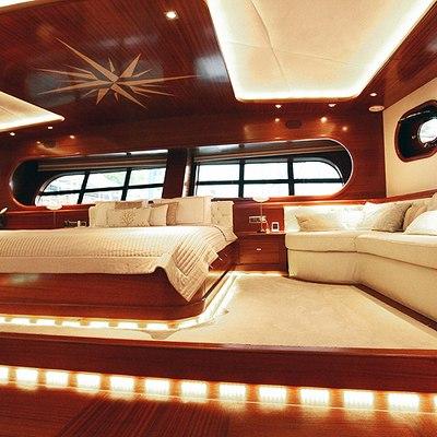 Carpe Diem IV Yacht Master Stateroom