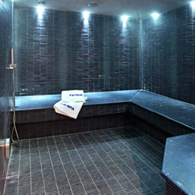 Force Blue Yacht Spa Steam Room