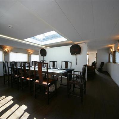 Prometej Yacht Dining Salon