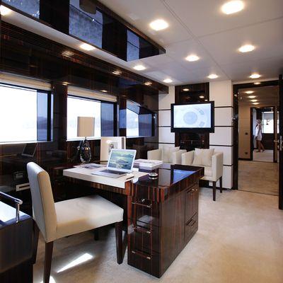 Gems II Yacht Master Office - Screen