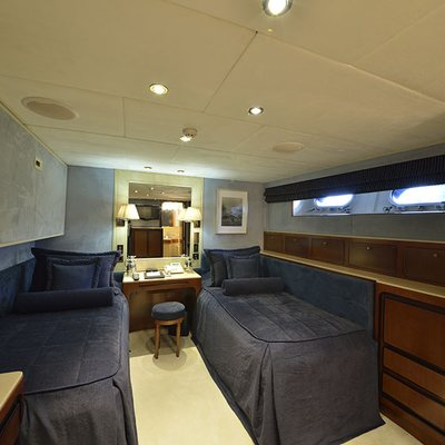 The Mercy Boys Yacht