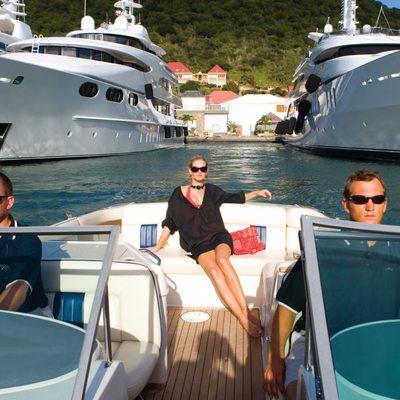 Utopia Yacht Tender