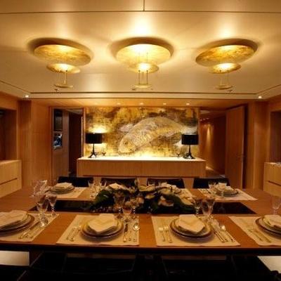 N.M.N Yacht Dining Table
