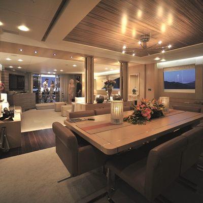 Espresso Yacht Main Deck