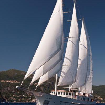 Loretta Yacht Front View