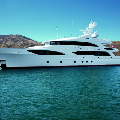 Avalon Yacht Side View