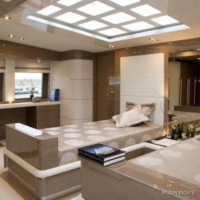 RL Noor Yacht Master Stateroom