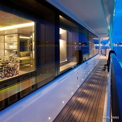 Liberty Yacht Terrace