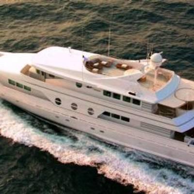 Northern Cross Yacht