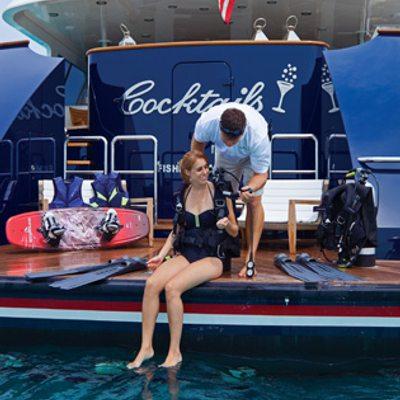 Alessandra Swim Deck