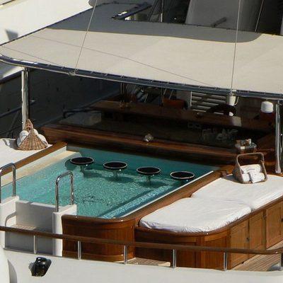 Nomad Yacht Wet Bar