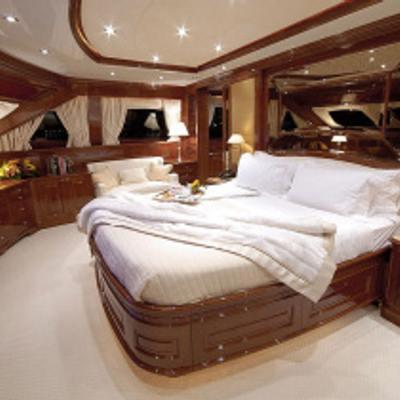Aura Yacht Master Cabin