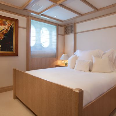 Sunrise Yacht Guest Double Stateroom