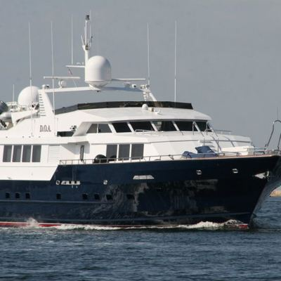 DOA Yacht Front View