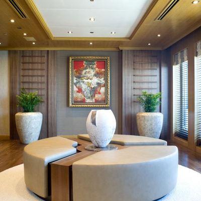 Neom Yacht Lobby