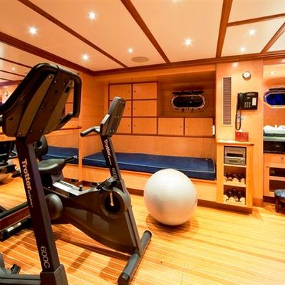 Enigma Yacht Gymnasium