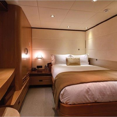 Chosen One Yacht Double Guest Stateroom