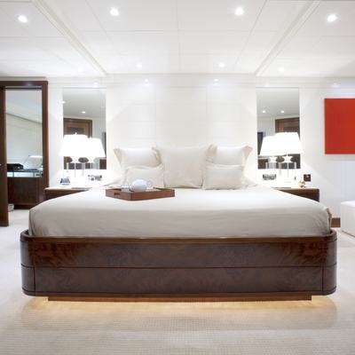 La Tania Yacht Master Stateroom - Overview