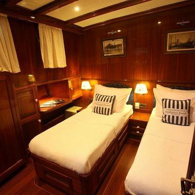Queen of Datca Yacht