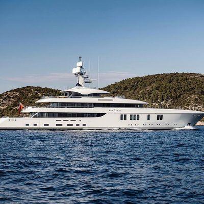 Lunasea Yacht