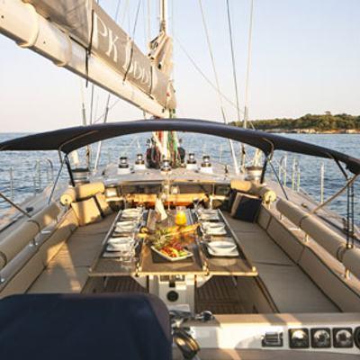 Dark Star of London Yacht