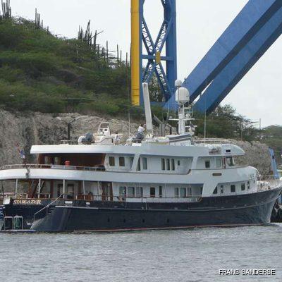 Stargazer Yacht Side View