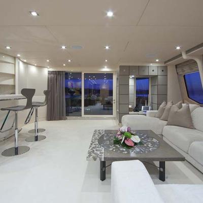 Daloli Yacht Upper Salon