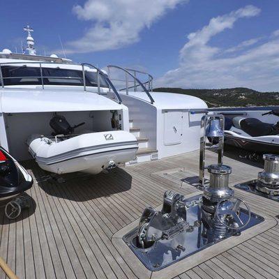 Ipanemas Yacht Tender & Toys