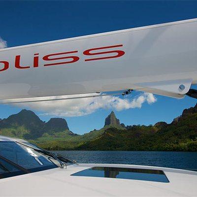 Bliss Yacht Deck Detail
