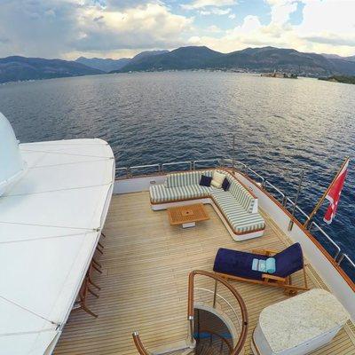 Cheetah Moon Yacht