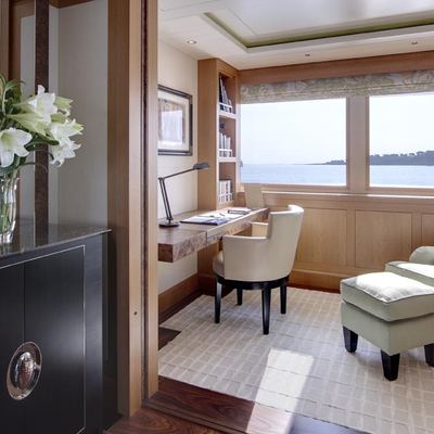Lady Britt Yacht Private Study
