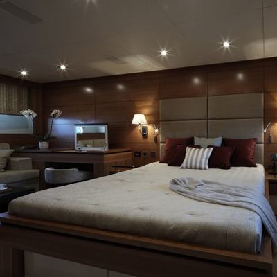 Arion Yacht VIP Stateroom