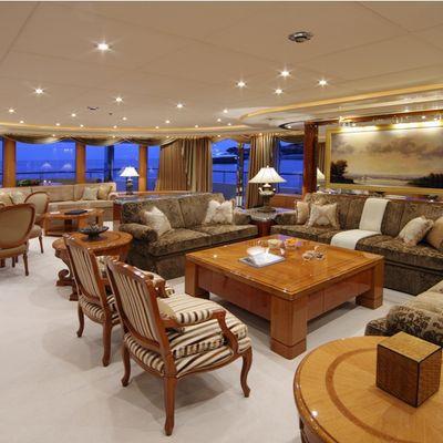 Capri I Yacht Main Salon