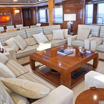 Harmony III Yacht Salon