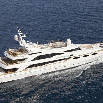 Sotavento Yacht Exterior