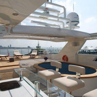 Tatiana I Yacht Bar & Jacuzzi