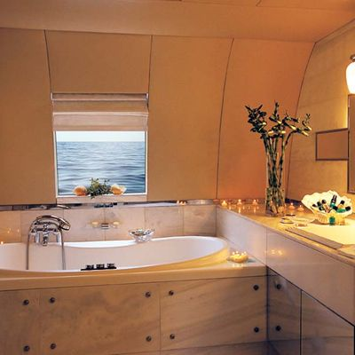 Carmen Fontana Yacht Master Bathroom