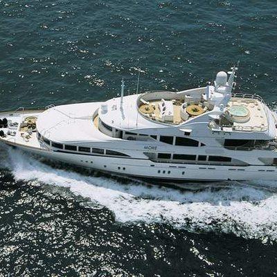 More Yacht Running Shot