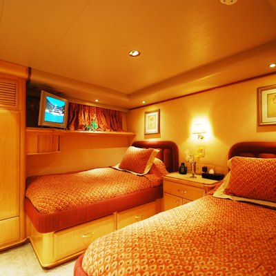 Forty Love Yacht Guest Stateroom 3