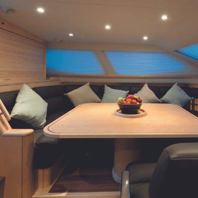 Mathilda Sound Yacht